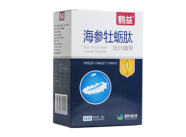 海参牡蛎肽压片糖果